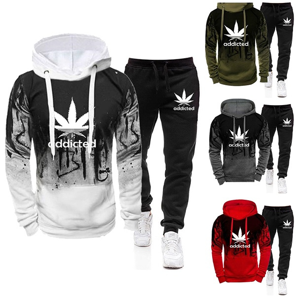 Fashion, pullover hoodie, jogging suit, hoody tracksuit