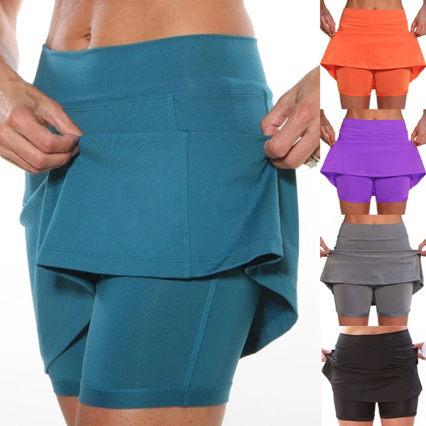 Fashion, running skirt, Plus Size, Golf