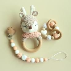 babyrattle, childrensroomdecoration, Chain, pacifierchain