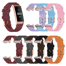 fitbitcharge4watchband, fitbitcharge4watchstrap, Nylon, fitbitcharge4nylonband
