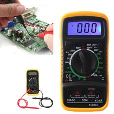 lcddigitalmultimeter, digitalmultimeter, voltmetercapacitanceresistancetester, ohmmultimeter