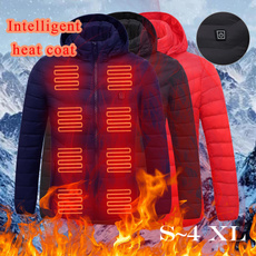 Jacket, Coat, usb, Hiking