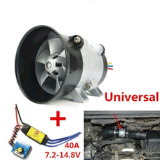 tanboost, 12v165a, turbocharger, Electric