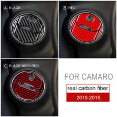 Fiber, carbon fiber, Chevrolet, Stickers
