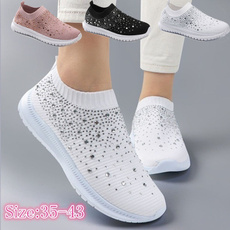 Summer, Sneakers, Fashion, Knitting