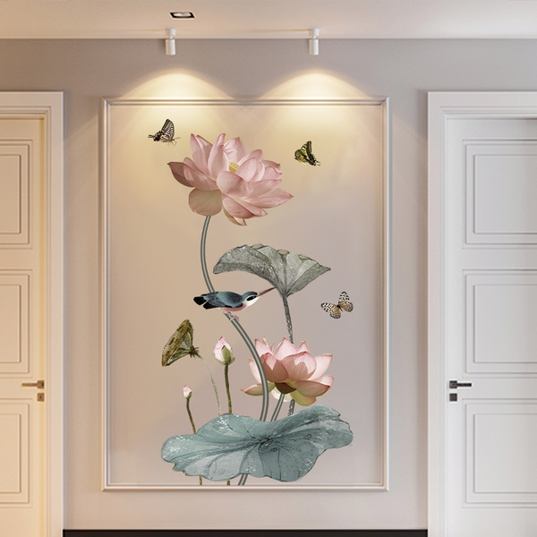 butterfly, Home & Kitchen, Decor, Flowers