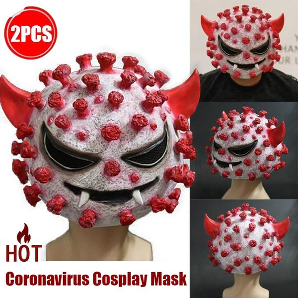 Funny, coaplaymask, Cosplay, coronavirusmask