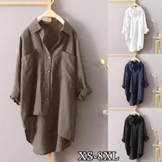 blouse, lapeltshirt, Shirt, Sleeve