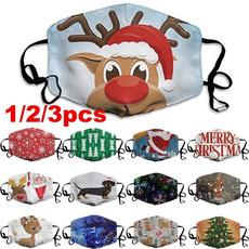 Outdoor, festivalmask, Christmas, unisex