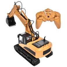 Toy, Remote Controls, excavator, constructionexcavator