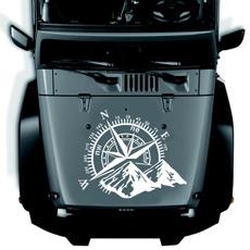 carbodysticker, hoodbodysticker, Vans, motorhome