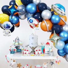 decoration, motherandbaby, rocket, Space