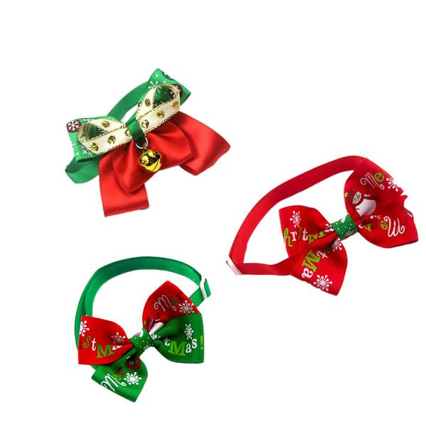 bowknot, christmaspettie, Christmas, Pets