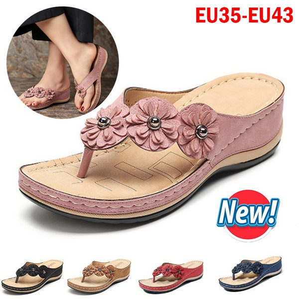 Summer, Plus Size, summerwomenshoe, Slippers