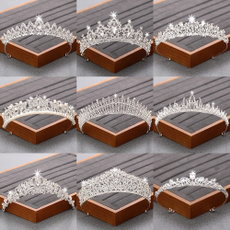 bridalhairaccessorie, diadem, Wedding Accessories, Crystal
