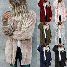 cardigan, Winter, hoddiescoat, Long Coat