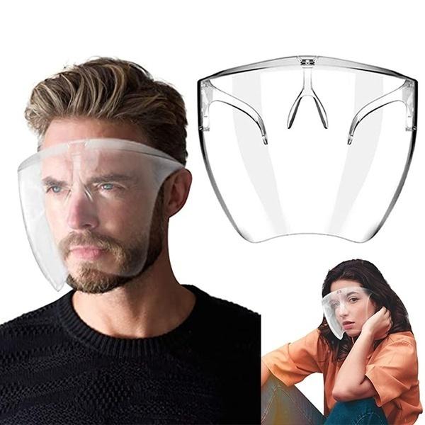 transparentmask, Outdoor, eye, masqueantiviru