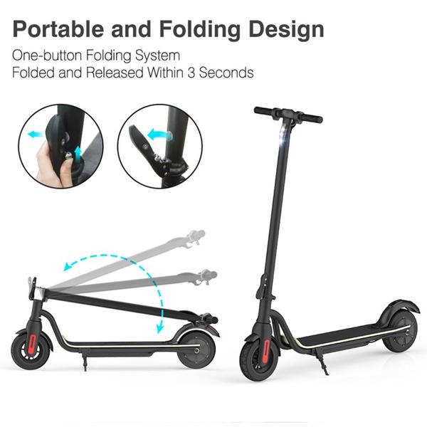 foldablescooter, commuterkickscooter, Electric, elektroscooter
