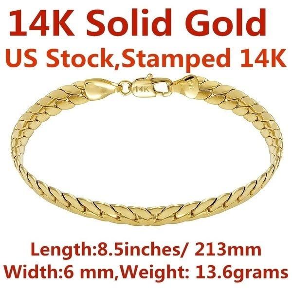 yellow gold, chianbracelet, gold, Bracelet