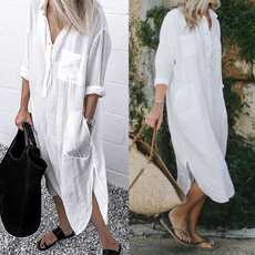 Moda, Shirt, shirtscardigan, shirt dress