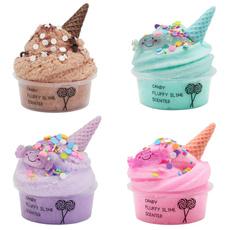 candyicecreamdecompressiontoy, icecreamdiymud, Cotton, Ice Cream