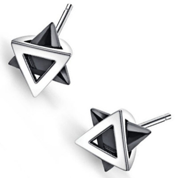Sterling, Fashion, 925 sterling silver, unisexearring