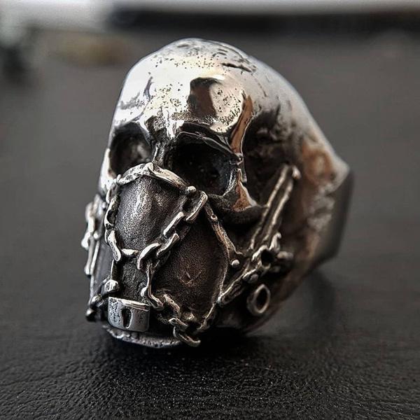 Goth, Fashion, punk, Stainless Steel