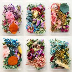 Flowers, driedflowerbouquetgiftbox, Jewelry, jewelrymakingkit