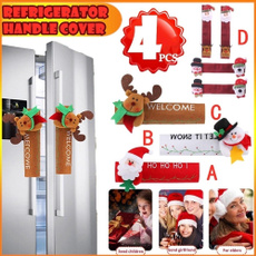 Refrigerator, fridgehandlecover, Door, Home Decor