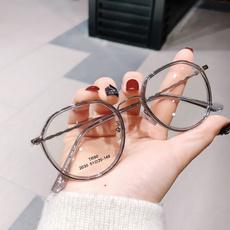 Fashion, Frame, myopia, Metal