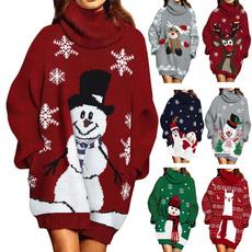 Fashion, sweater dress, Christmas, uglychristmassweater