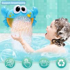 Machine, bubblemachine, Outdoor, Swimming