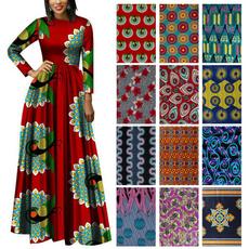 africanprint, Polyester, batikfabric, windprooffabric