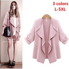 Plus Size, femaleclothe, Gel, Trenchcoat