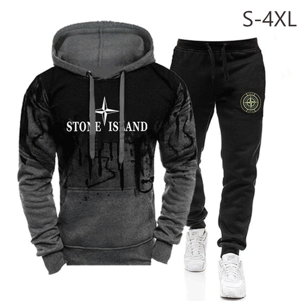 mentracksuitsuitset, Outdoor, hoody tracksuit, Suits