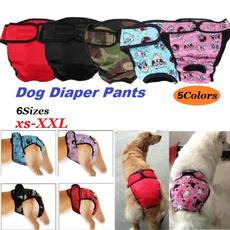 Underwear, pants, physiological, femaledogshort