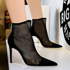 Womens Shoes, Fashionable, short boots, Stiletto