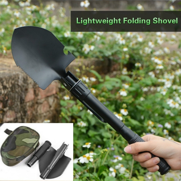 Small Multi-functional Folding Shovel Camping Tools Garden tools