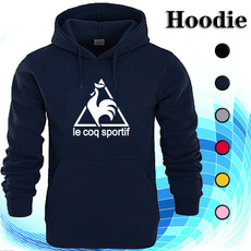 pullover hoodie, Sweatshirts, lecoqsportif, Long Sleeve