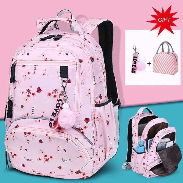 School, Capacity, Backpacks, primary