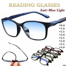 Blues, bluelightglasse, framelessglasse, presbyopia