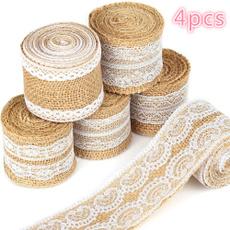 wrappingribbon, Lace, Vintage, diyribbon