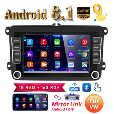 Touch Screen, carstereo, Golf, usb