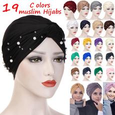 Braids, Women, Head, muslimbonnet