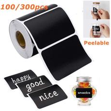 Home Supplies, labelsticker, chalkboardlabel, Jars