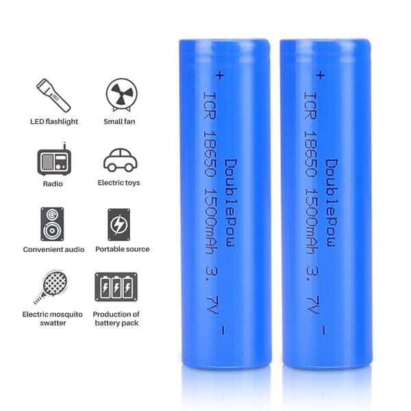 Flashlight, Battery Pack, 18650, 18650battery