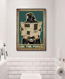 Star, Posters, starwarsfangiftwallart, Darth Vader