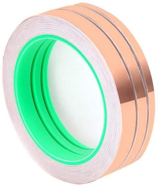 Copper, shielding, for, M&M