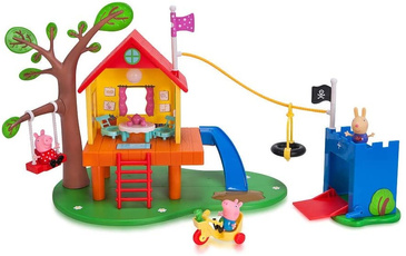 And, Playsets, Toy, treehouse