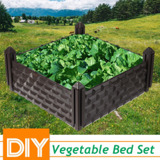 vegetablebox, gardenbed, Flowers, Gardening